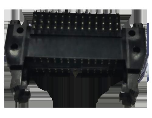 双层牛角板对板毗连器系列